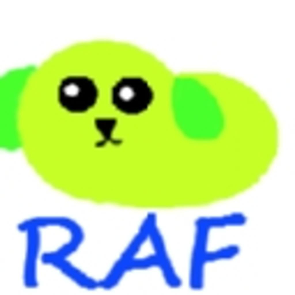 RAFだけ放送ニコニコ本店