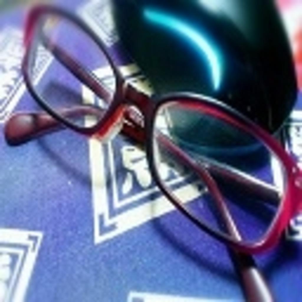 (^く^)紅眼鏡の部屋(^く^)