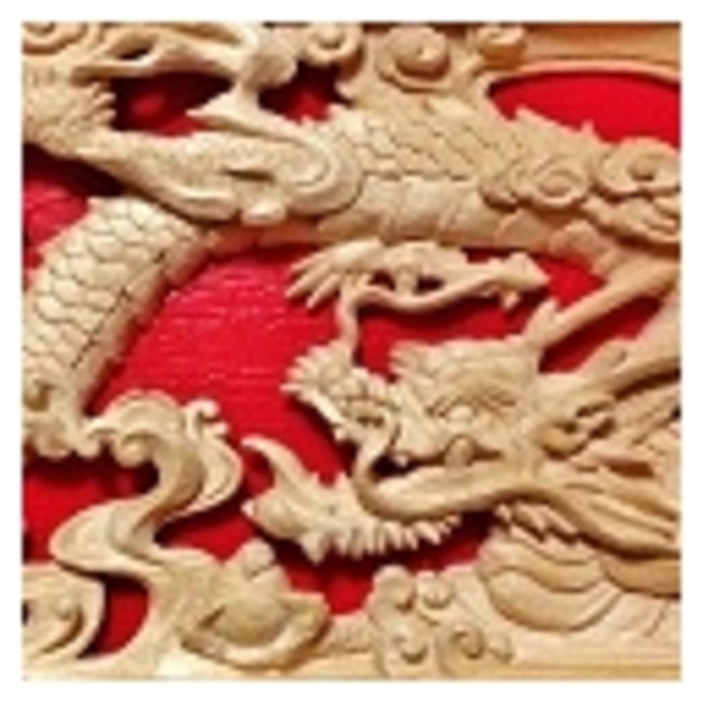 木彫刻家見習いの作業放送
