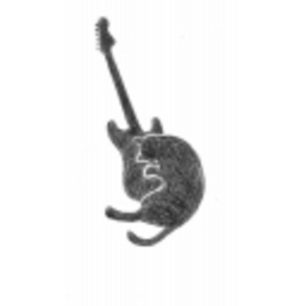 猫好きギタリストのひまつぶし