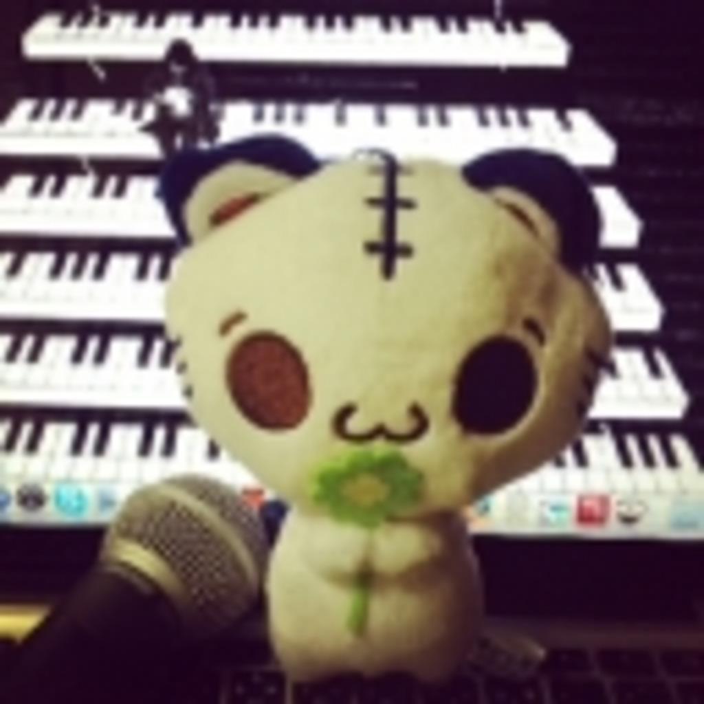 ピアノでお歌