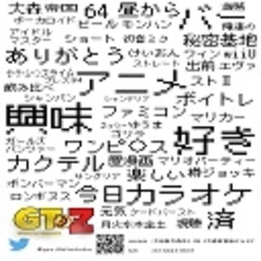 アニオタゲーオタボカロオタバー「GTZ」の生放送