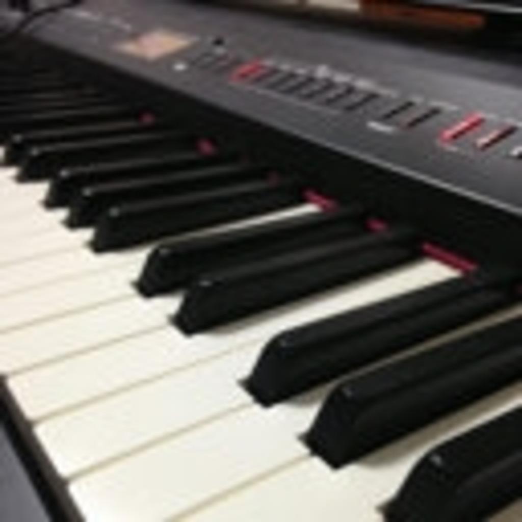 ユメイルさんのピアノ