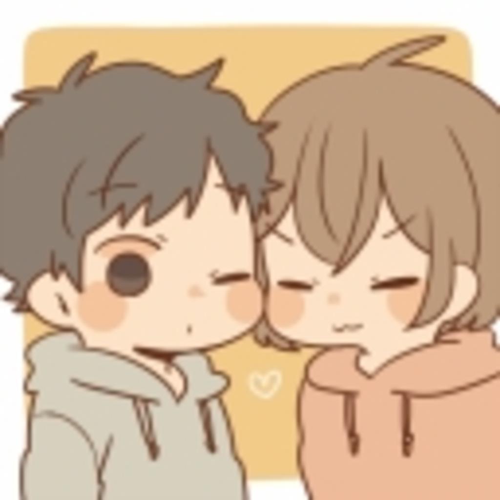 (葉玖*・ω・)ノヽ(・ω・*雲雀)