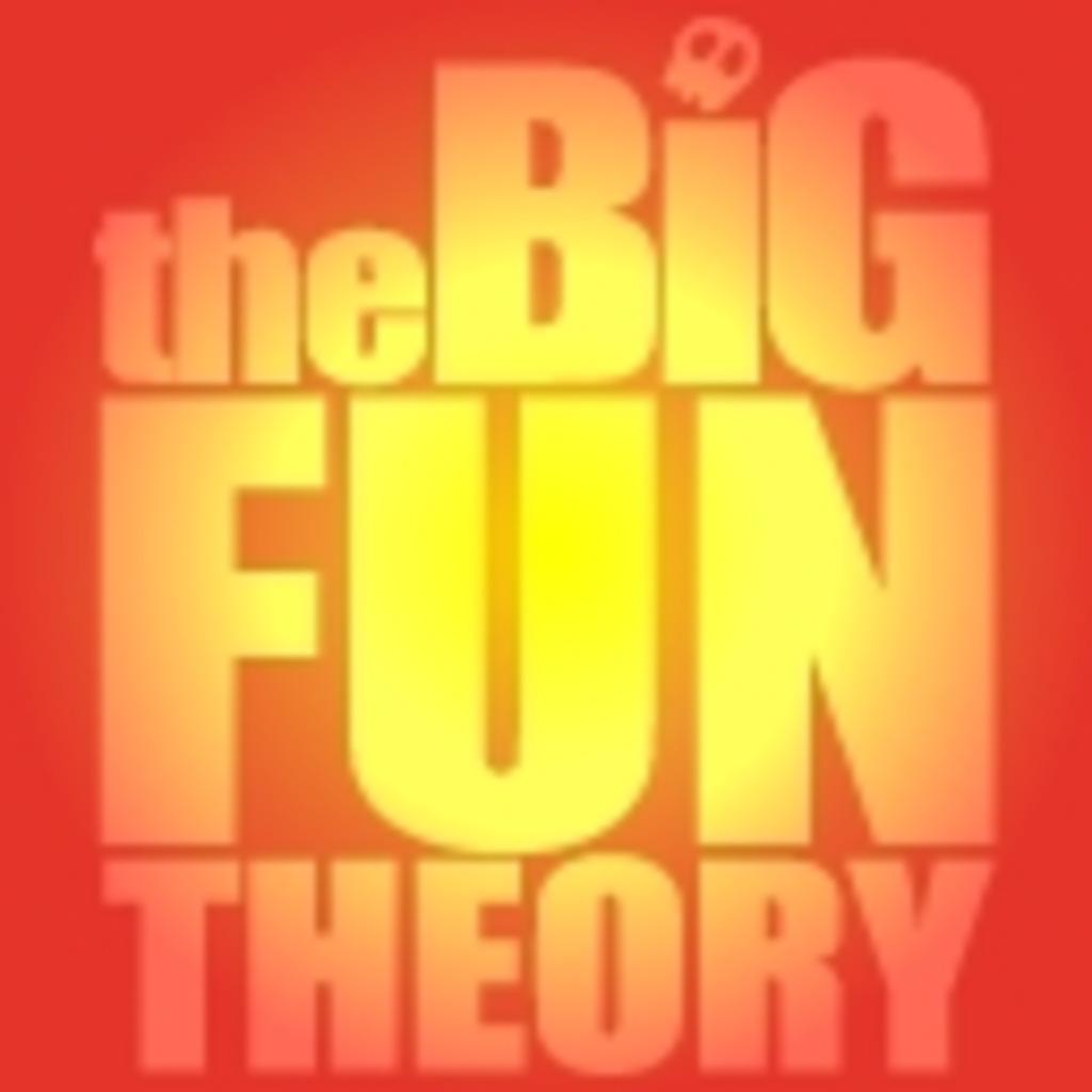 """荻野浩次郎の """"The Big Fun Theory"""""""
