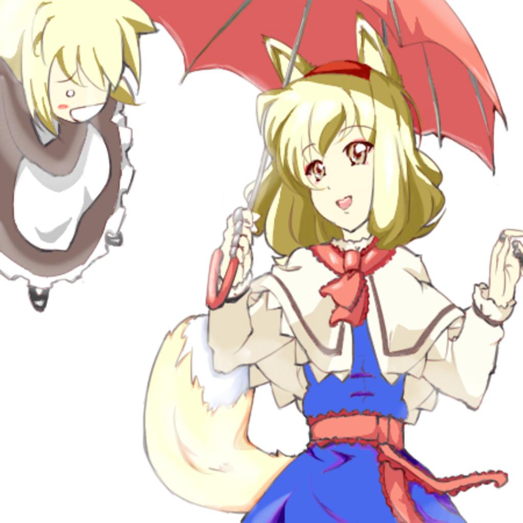 鬼龍狐のお茶会【姉御と一緒に】