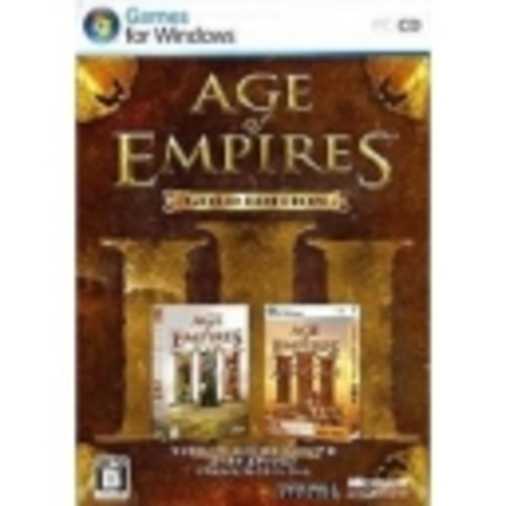 Age of EmpiresⅢ