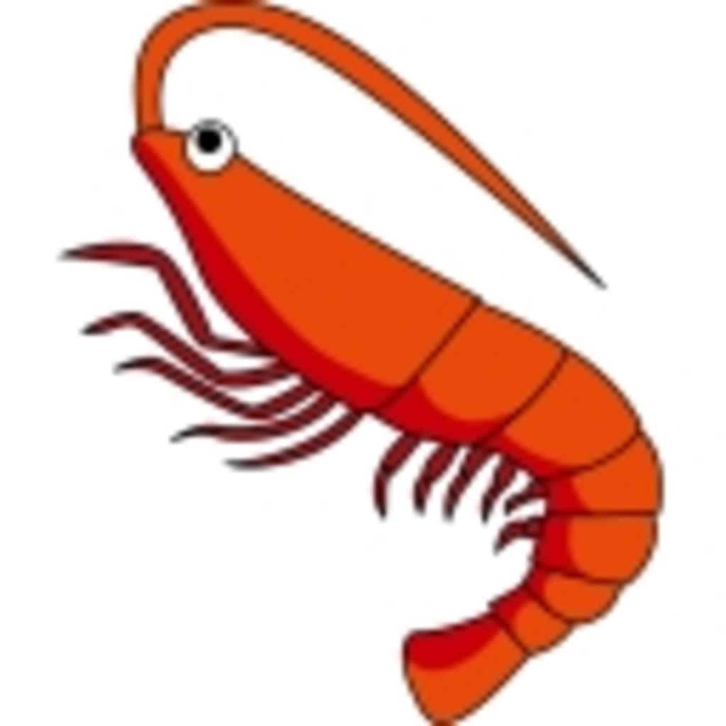 蟹か海老のような考え方の人(140kg)