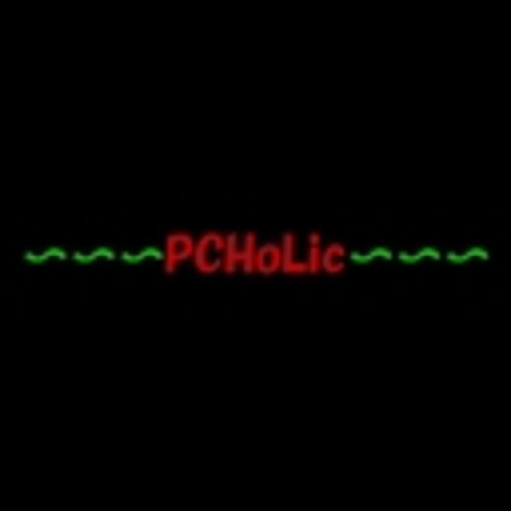 ~~~PCHoLic~~~