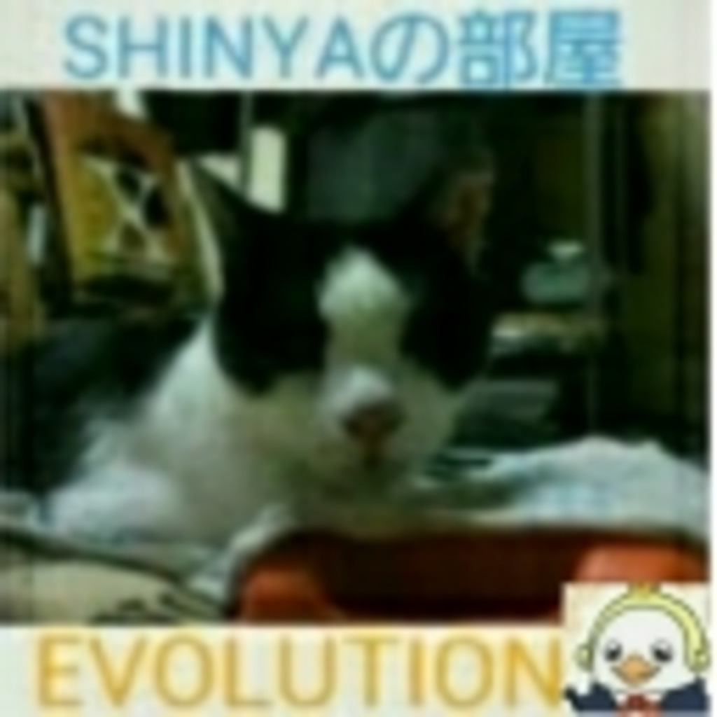 SHINYAの部屋EVOLUTION-U