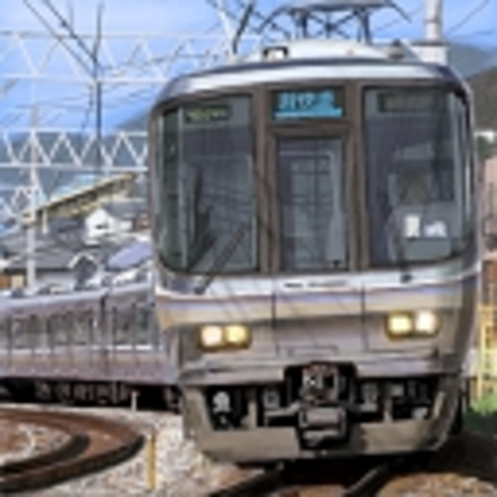 ニコニコ大百科で鉄道お絵カキコ+α
