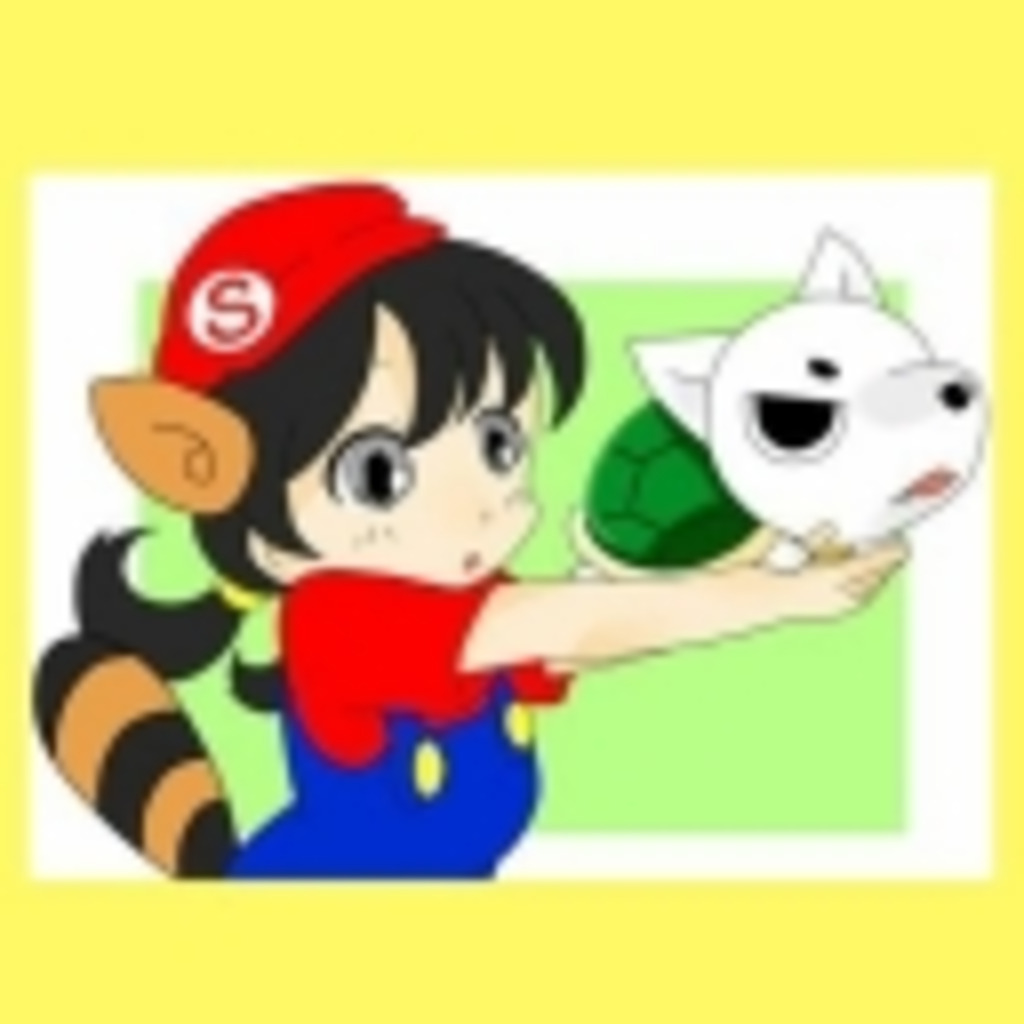 マリオ大好きそんしゃんのゲーム枠。