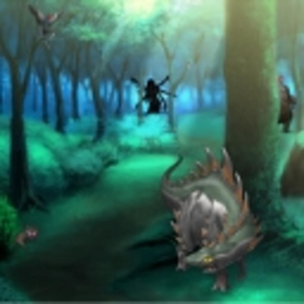 ヤクガミの森