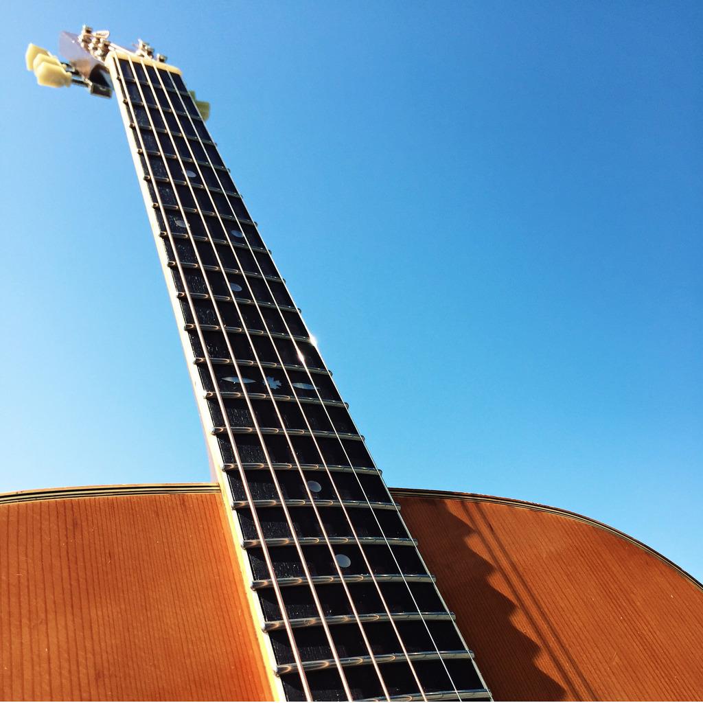 ギター練習部屋