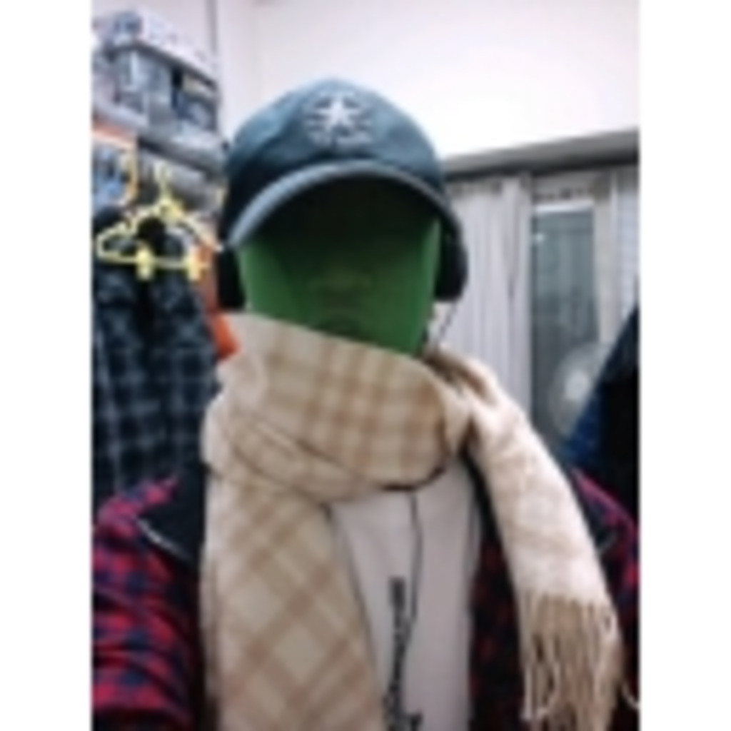 RiRonのマスクは凶暴です。