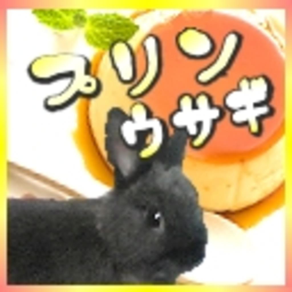 プリンウサギ