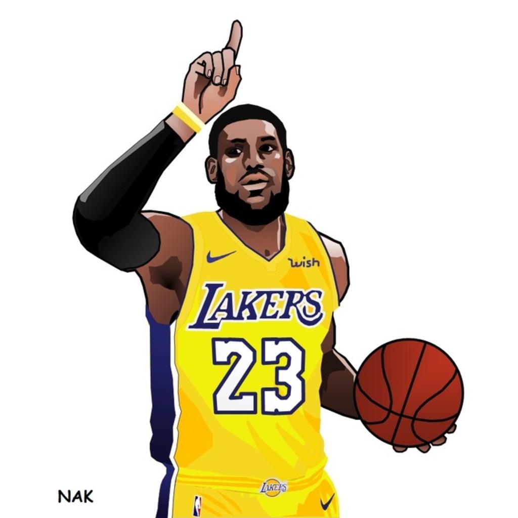 NBAを応援したりゲームをする会