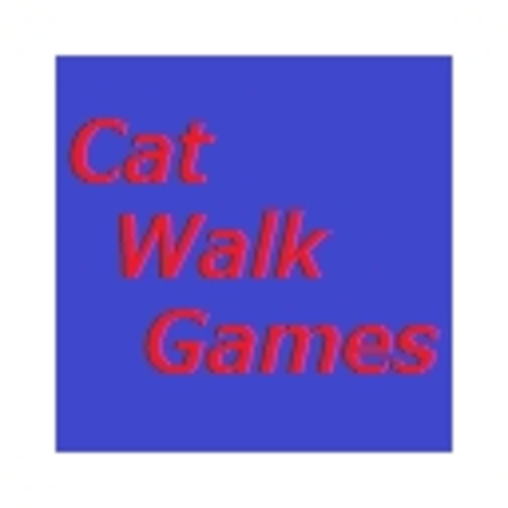 【CatWalkGames】ざっくりとした企画でざっくりとゲーム作る【プログラミング配信コミュ】