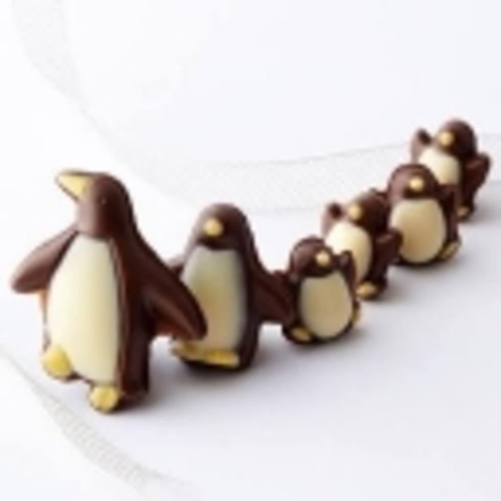 ペンギンの独りよがり