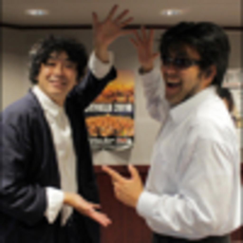 タナベマサキとキトキトロケンローラー寅さん