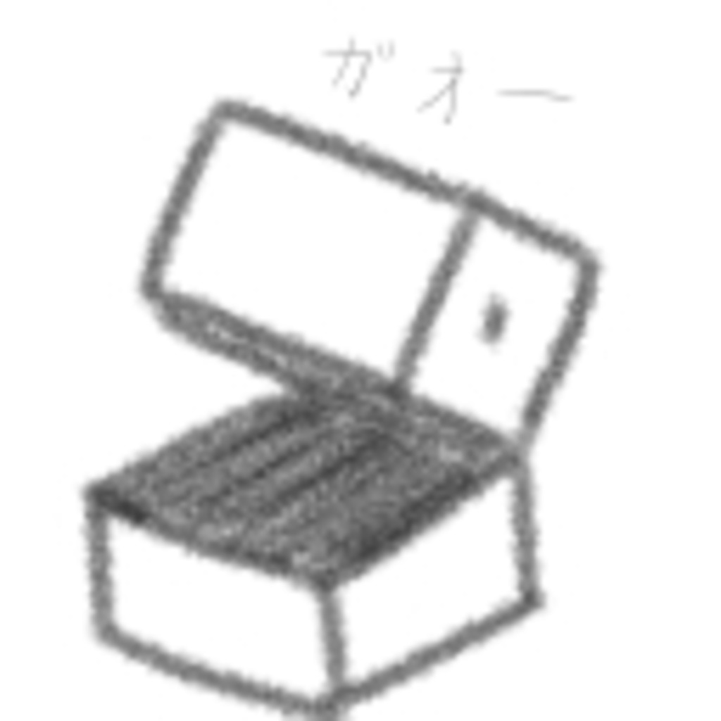 箱さんはお絵描きをしたい