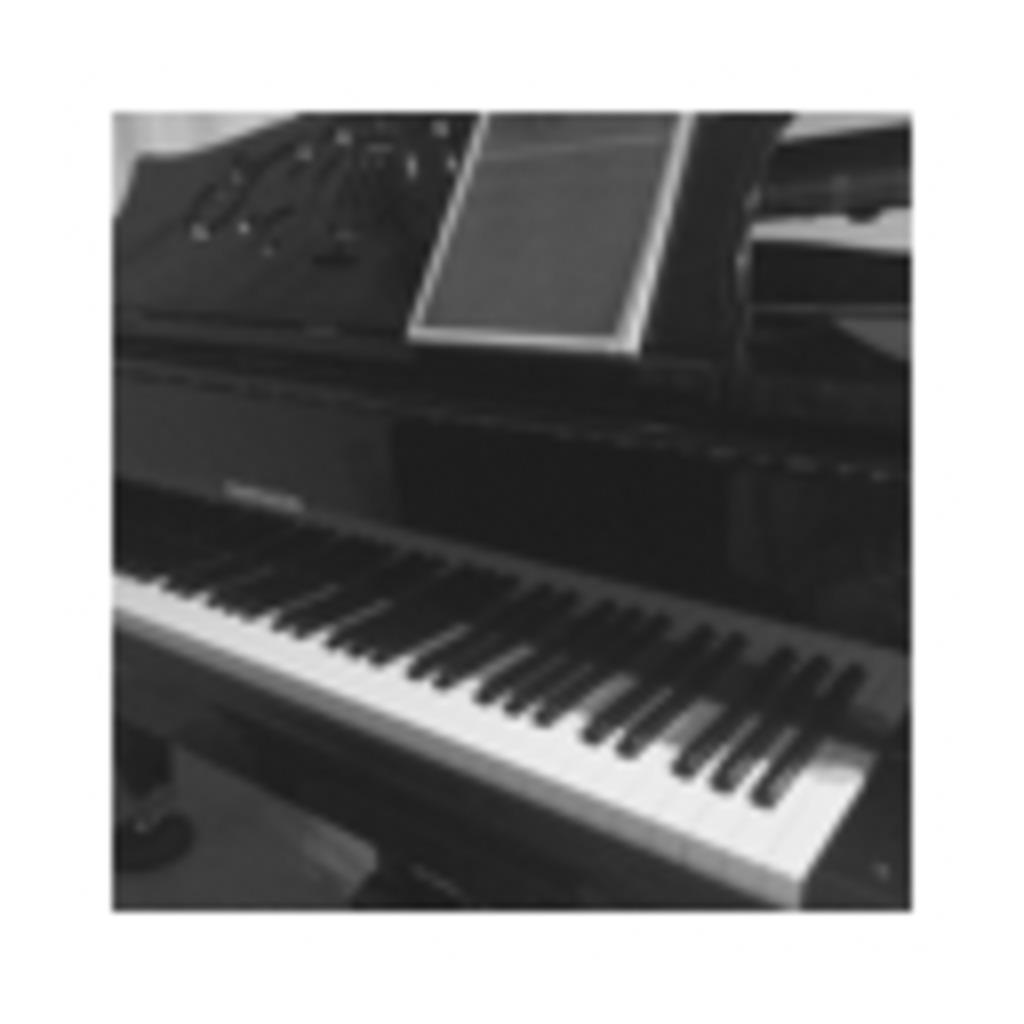 真夜中のジャズピアノ