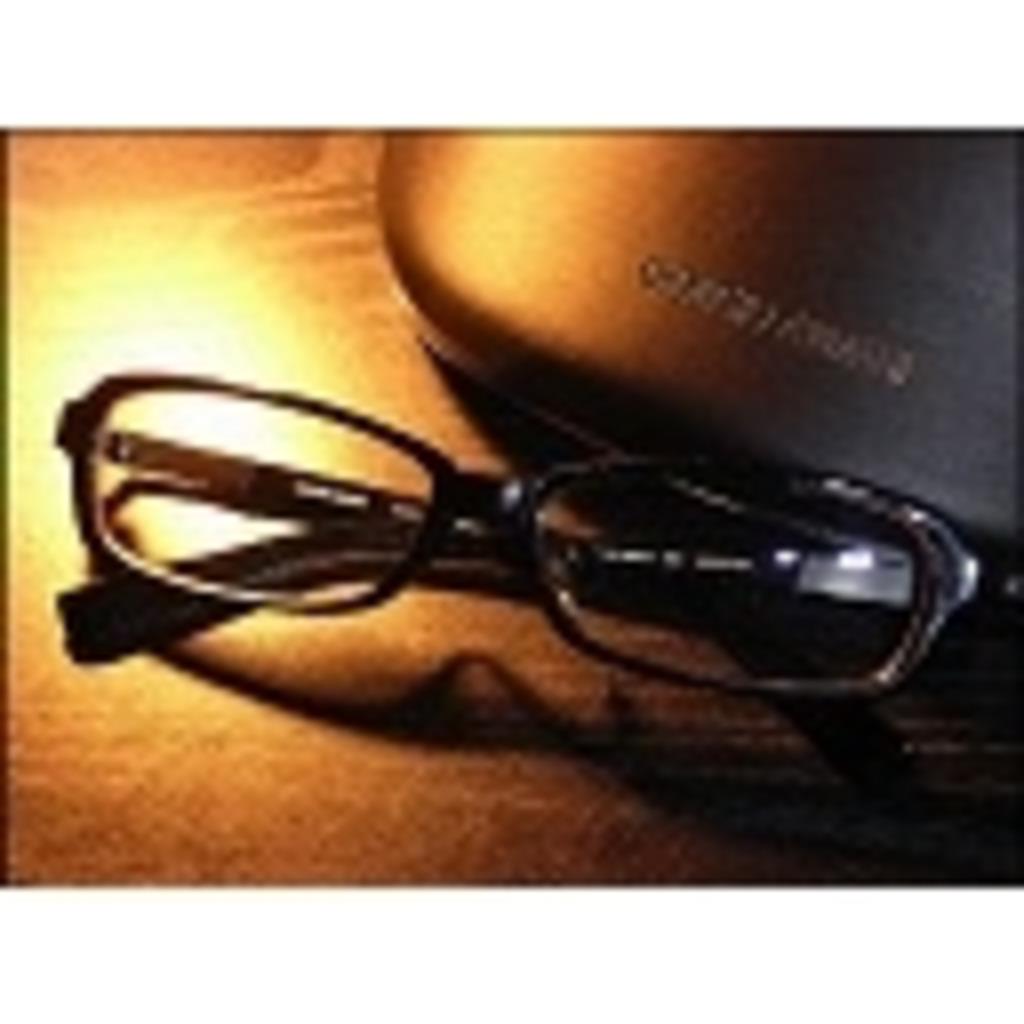 眼鏡の気晴らし部屋