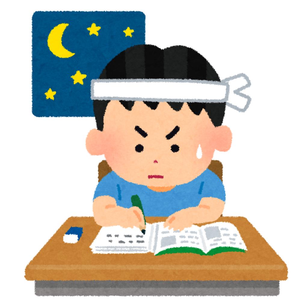 おべんきょー&雑談配信