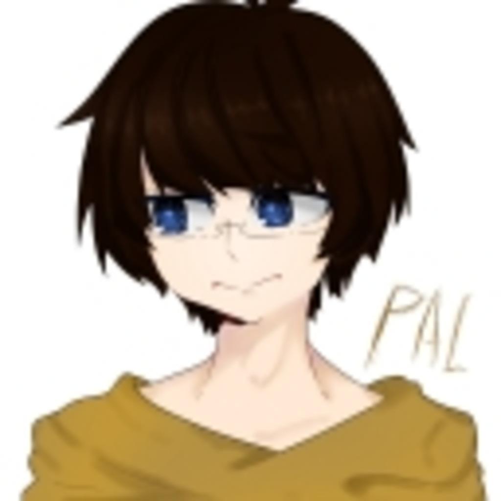 PAL/呪術師Pが何やら喋っているようです。
