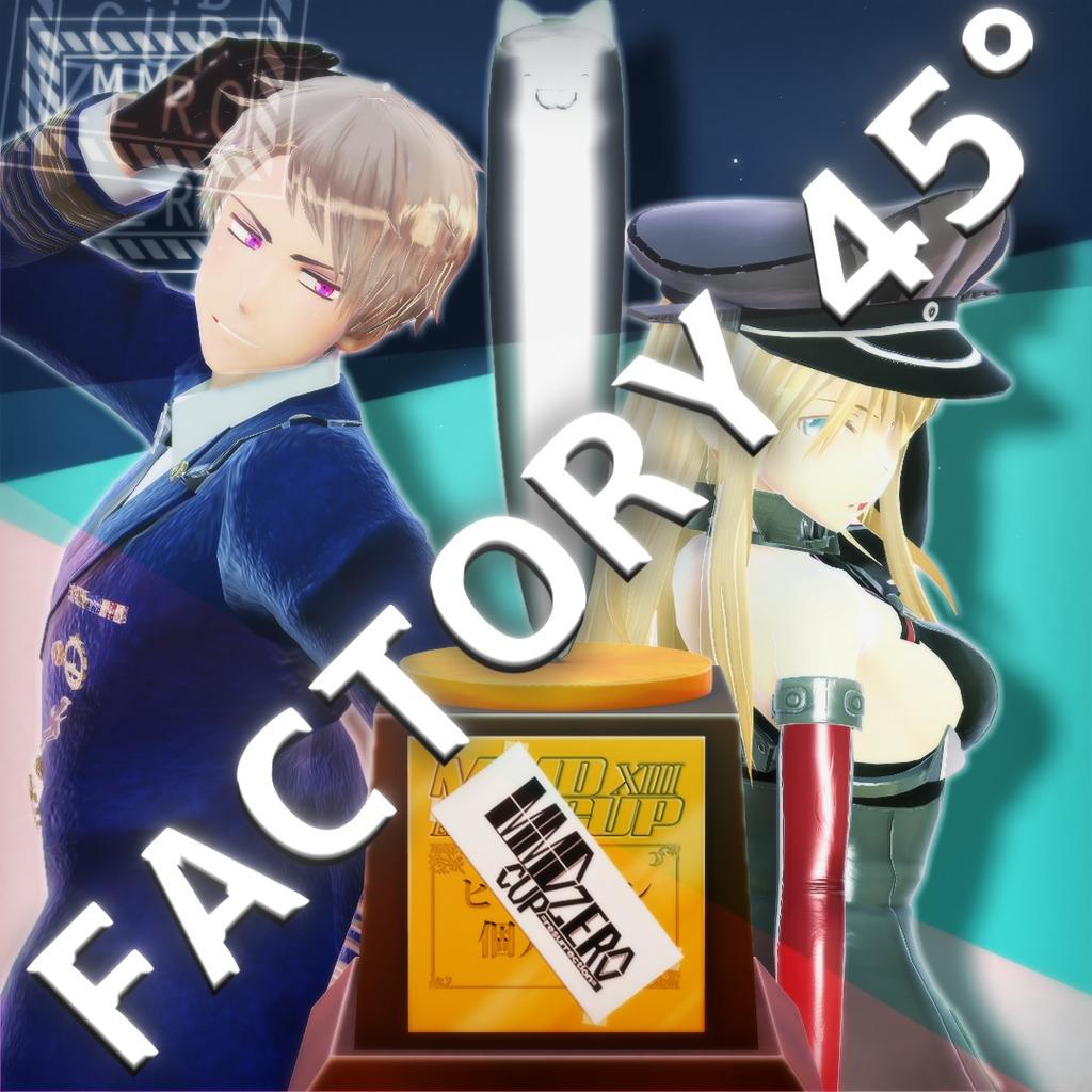 FACTORY 45°