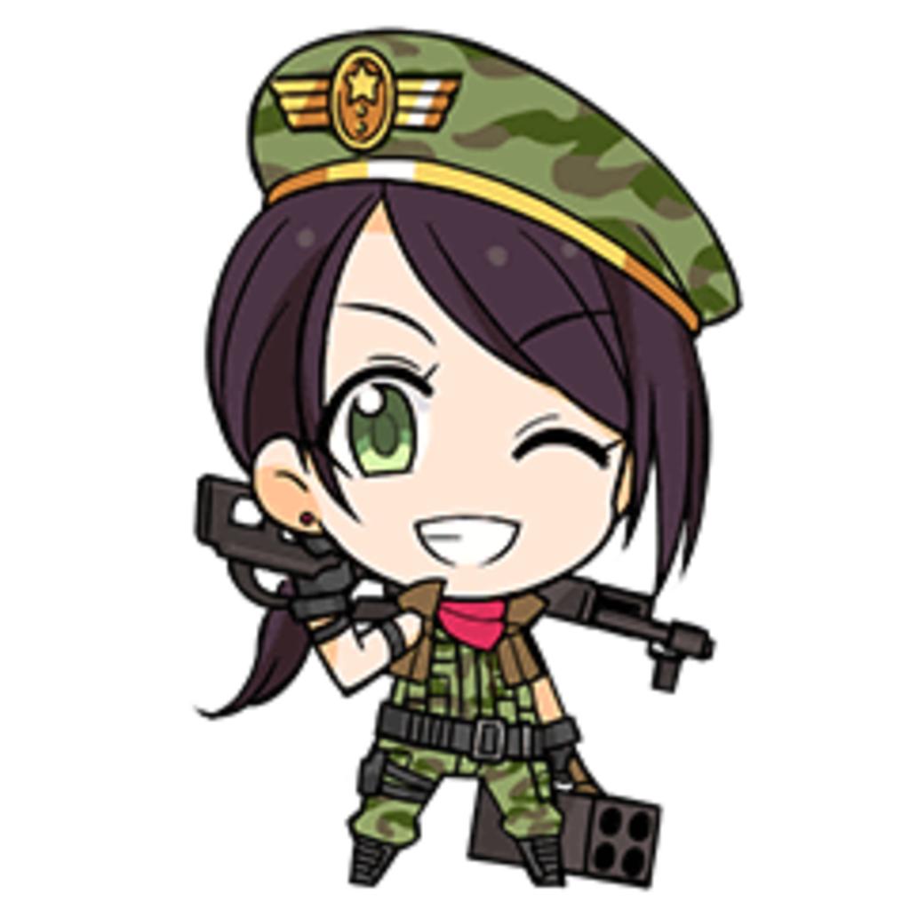 大和亜季軍曹の偶像軍隊教練場