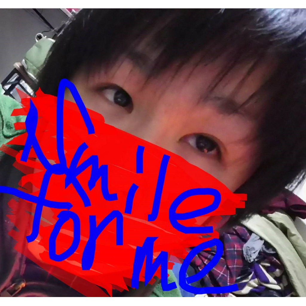 No smile,no life !!