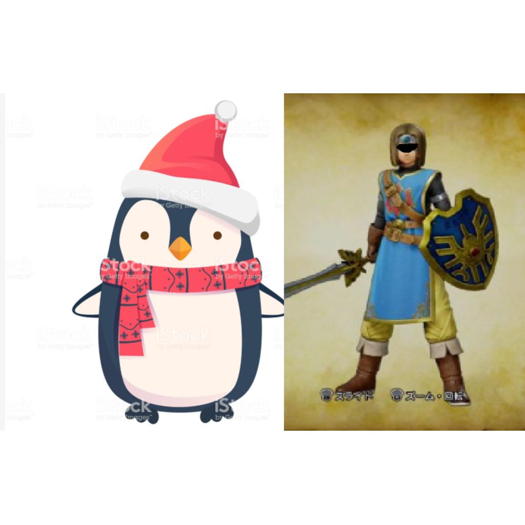 勇者アキトとペンギンの物語