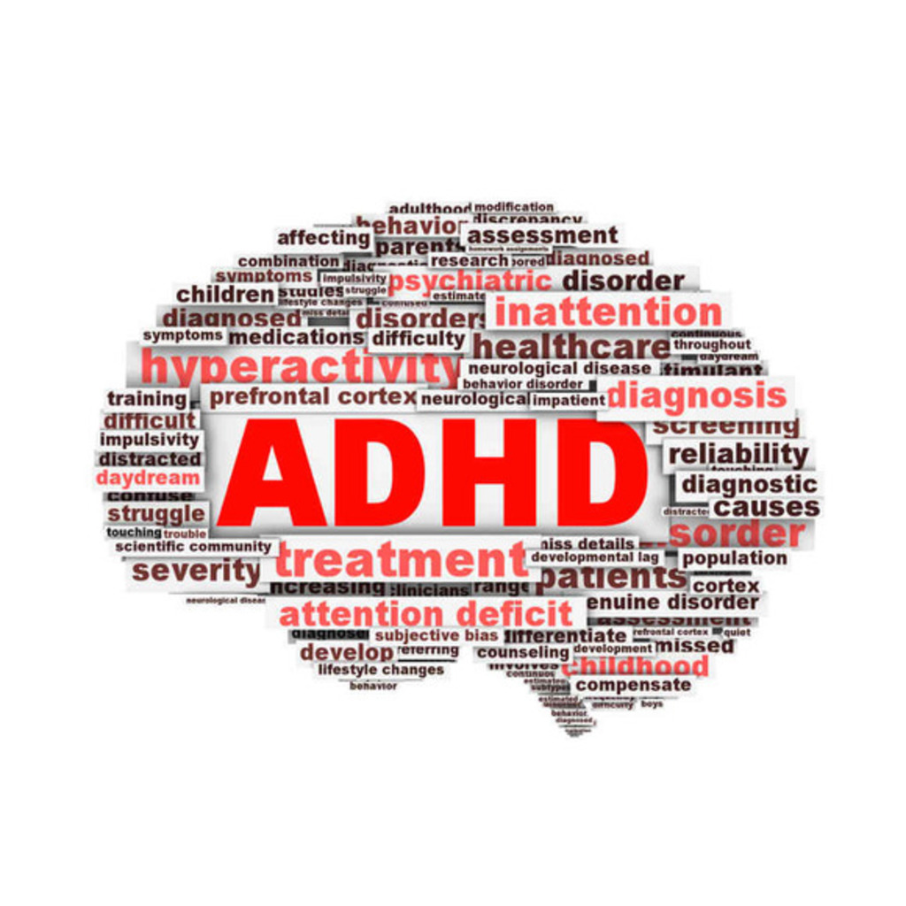 ADHD収容所