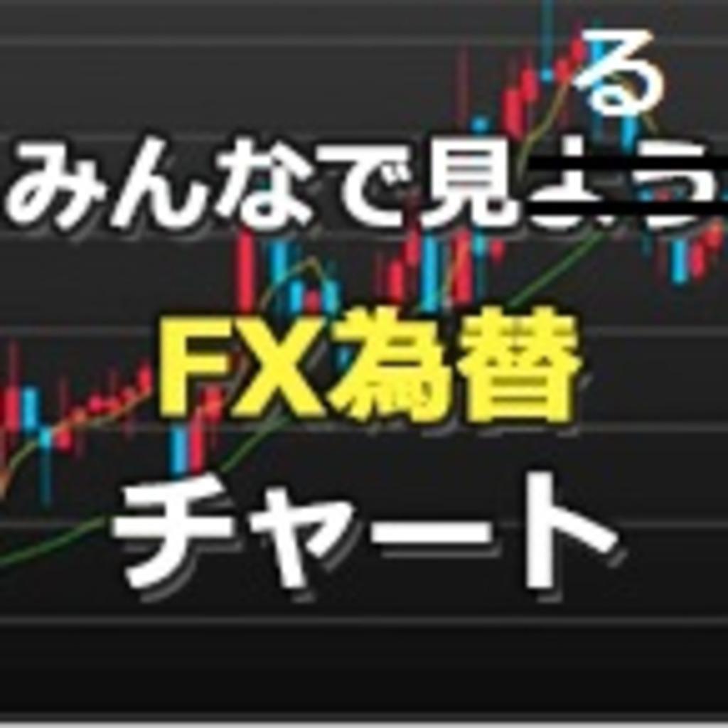みんなで見るFX為替チャート