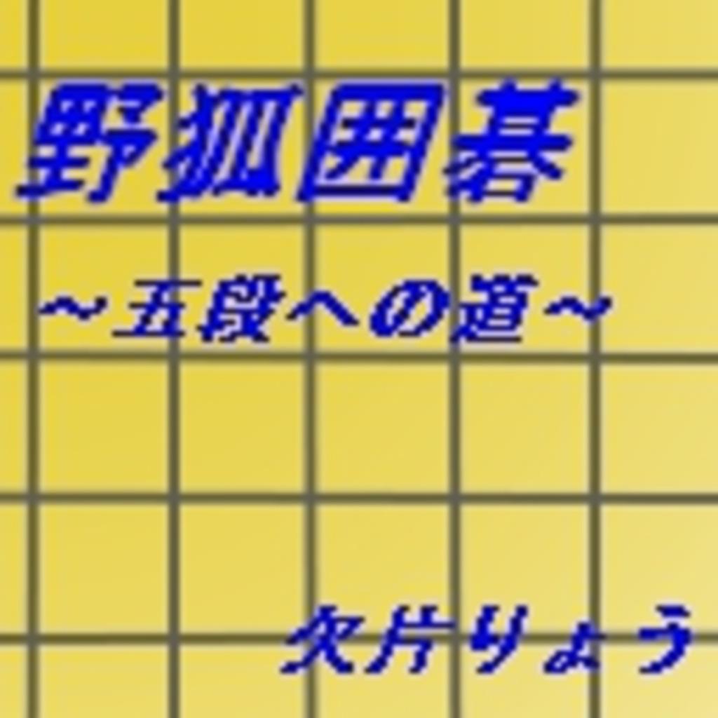 五段への道【囲碁】