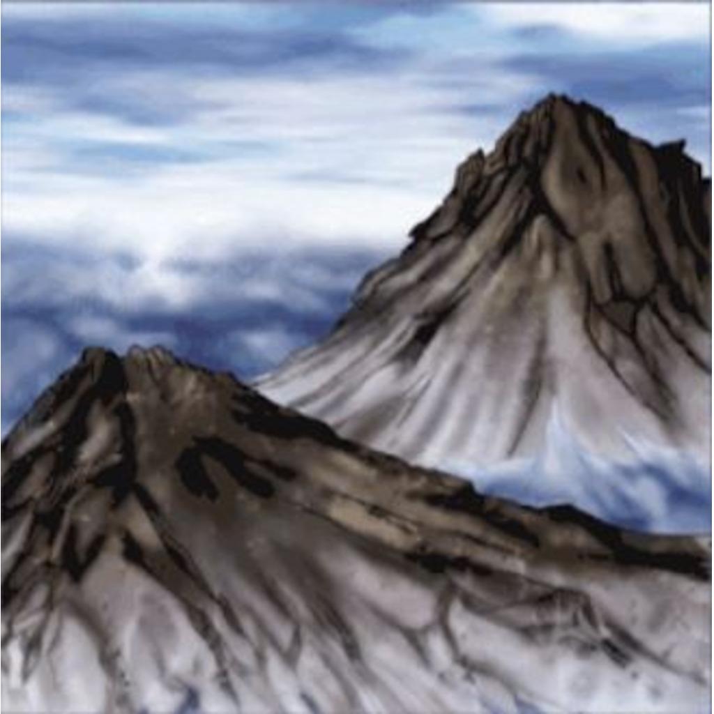 妖怪の山 三合目