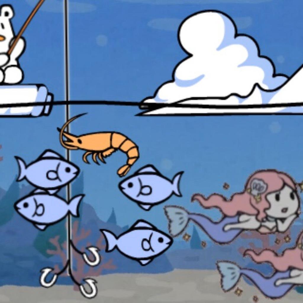 年越しつりっくまʕ •́؈•̀ ₎  ☞ 釣り場