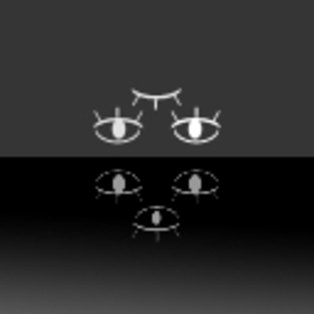 ねぼすけな三つ目の眼