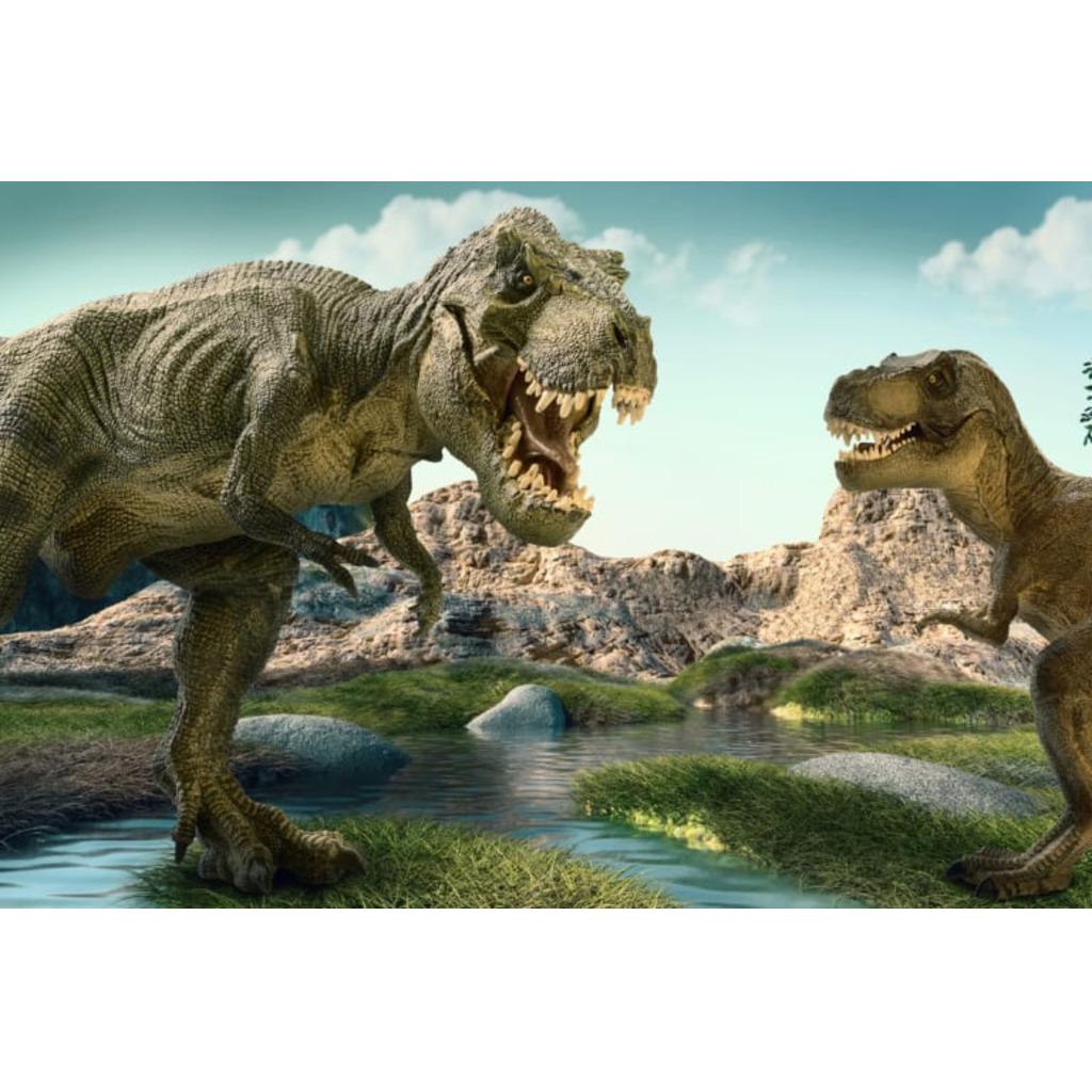 旧金の恐竜の遊び場