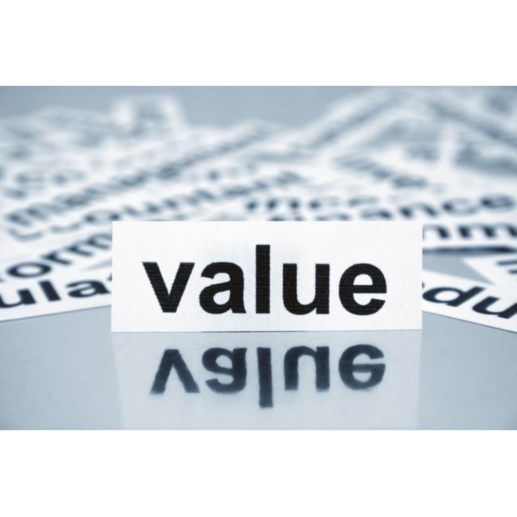 価値を戦略でビジネスにする会