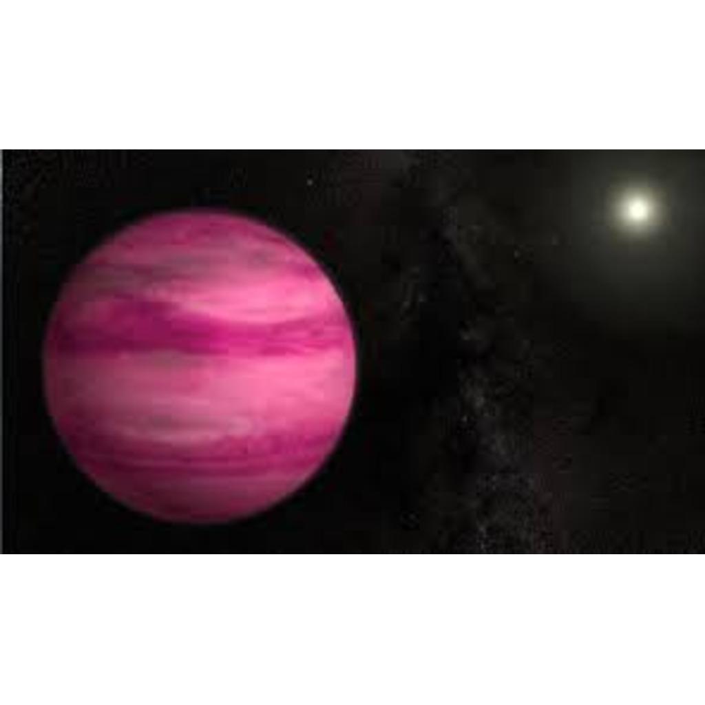 水色の惑星