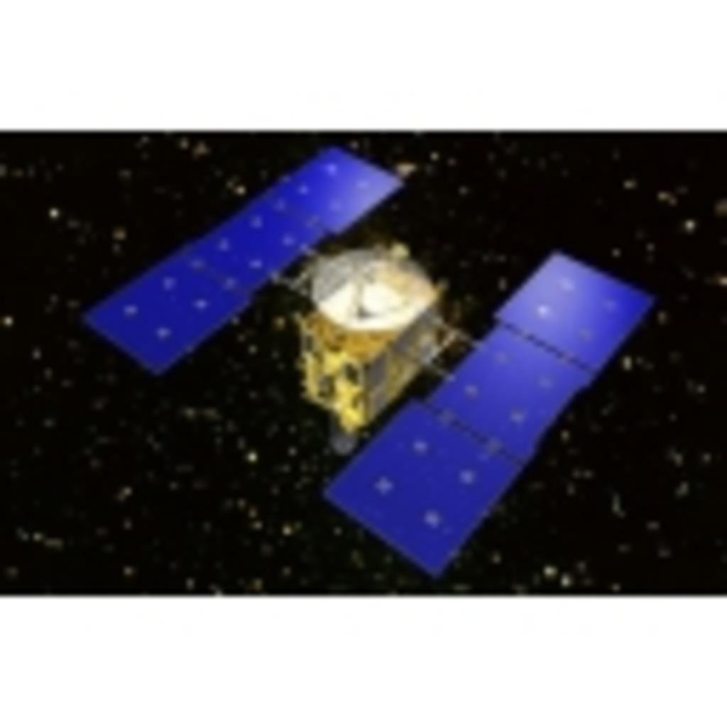 小惑星探査機「はやぶさ」総合