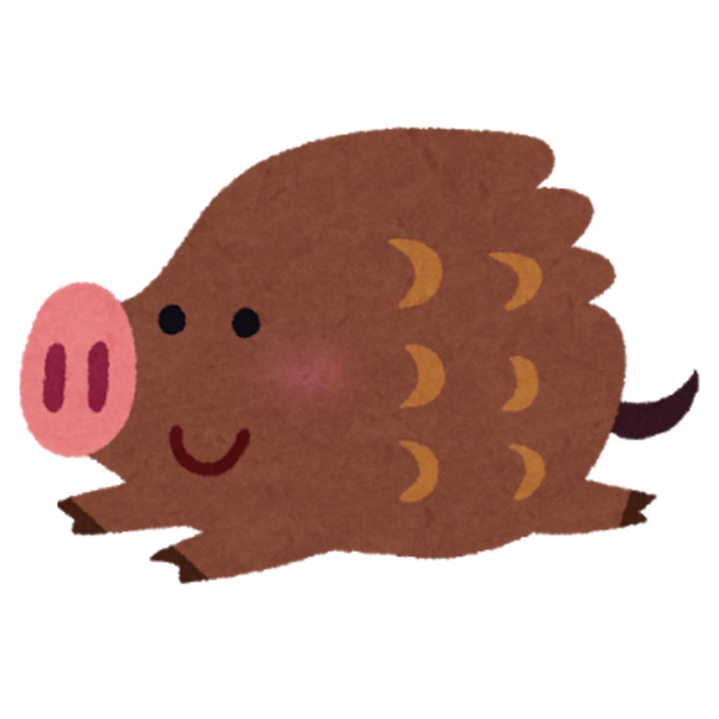 いもすけ猪CH