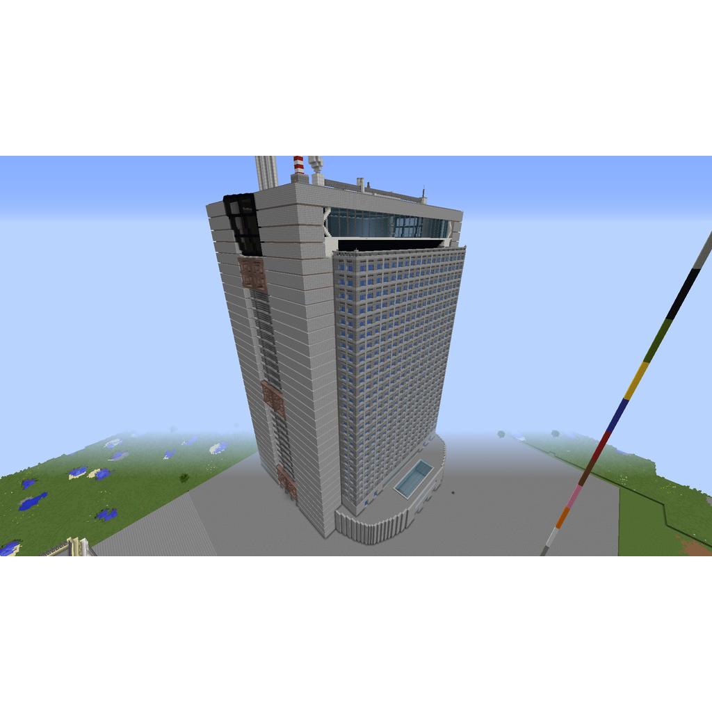 マインクラフト建築コミュ