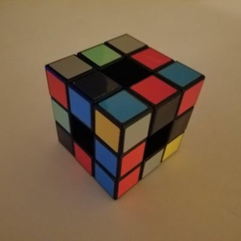 数学的ルービックキューブ研究会