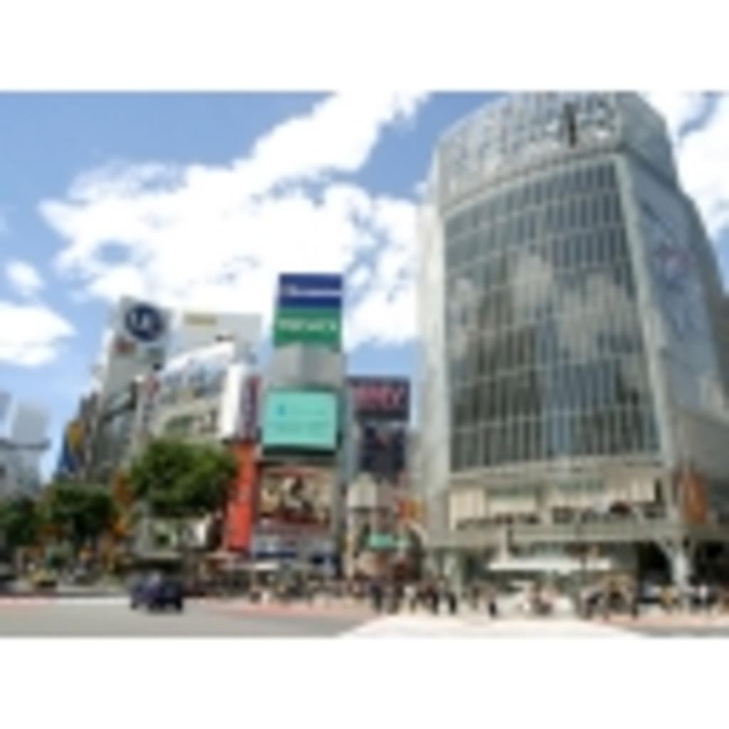 渋谷で絶叫ポケモンバトル