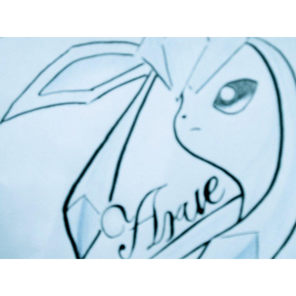 アールーエのあるぇ?(´⊙౪⊙`)【ポケモン用】