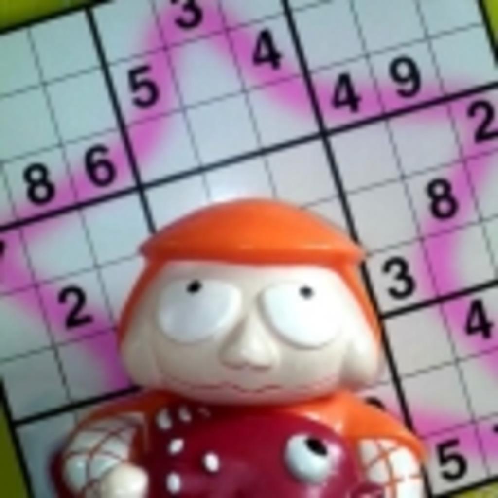 パズル好きがいろいろやってみる