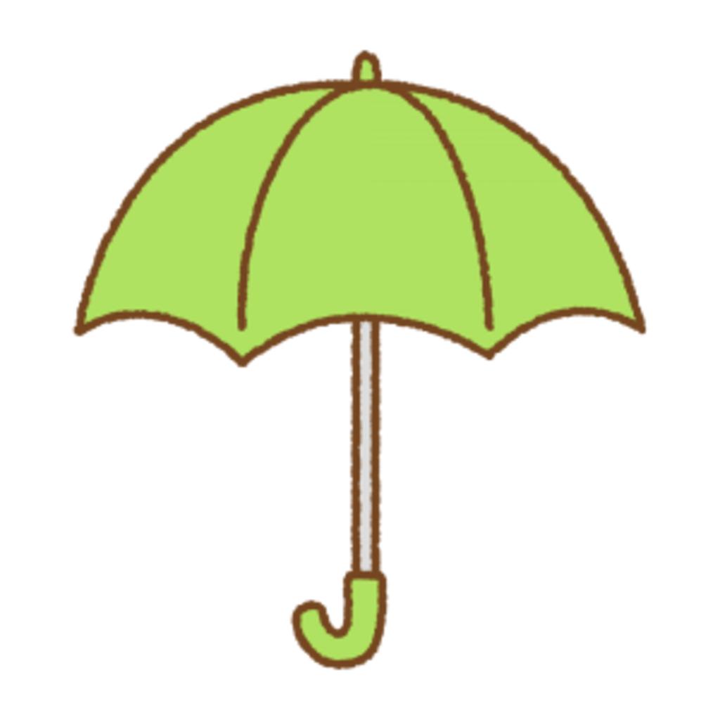 ある雨の日に。